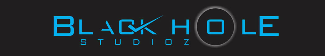 Black Hole Studio logo